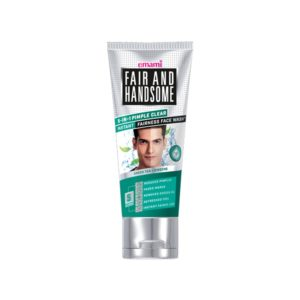 Emami Fair and Handsome 5-in-1 Pimple Clear Instant Fairness Face Wash