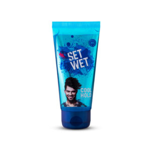Set Wet Cool Hold Hair Gel